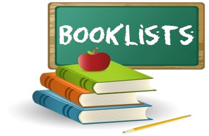 Booklist Information 2017-18